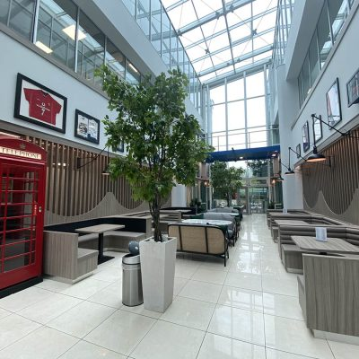 Stansted Business Hub - The Street (2)