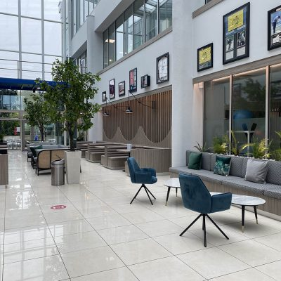 Stansted Business Hub - The Street (3)
