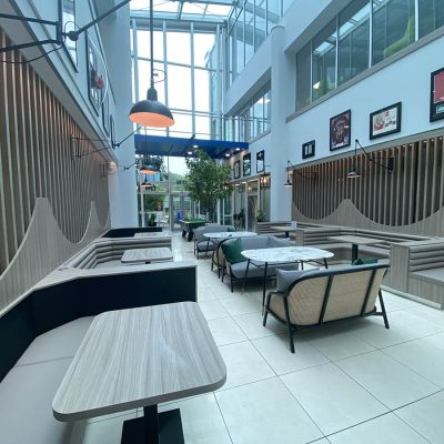 Stansted Business Hub - The Street (7)